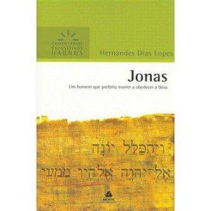 Jonas Comentarios Expositivos / Hernandes Lopes