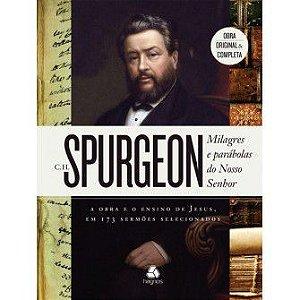 Milagres E Parabolas Do Nosso Senhor / C. H. Spurgeon