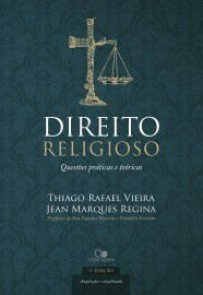 Direito religioso / Thiago Vieira e Jean Regina