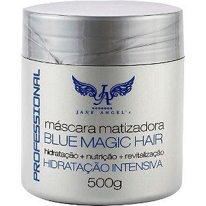MÁSCARA BLUE MAGIC HAIR 500 G