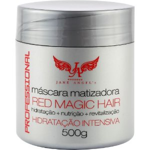 MÁSCARA RED MAGIC HAIR 500 G