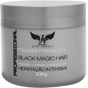 MÁSCARA BLACK MAGIC HAIR 500 G