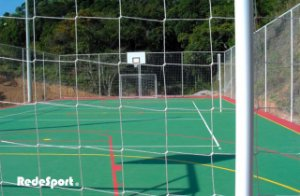 Rede de Proteção LATERAIS para Quadras Esportivas