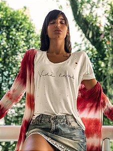 T-Shirt Joaninha - Vida Leve Off