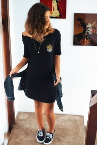 VESTIDO LIVE BY THE SUN