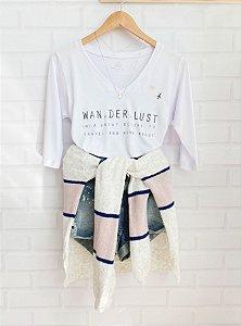 T-Shirt Wanderlust 3/4
