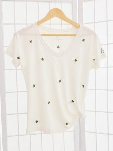 T-SHIRT MINI TREVOS - LUCK