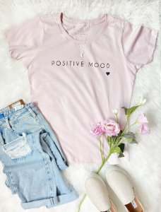 T-SHIRT POSITIVE MOOD
