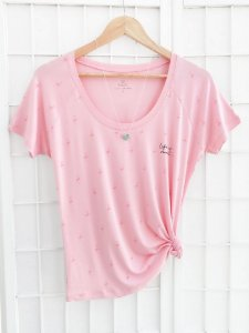 T-Shirt Mini Flamingos