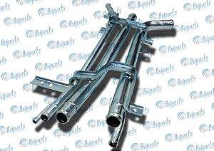Conjunto de tubos do sistema de arrefecimento Towner Van