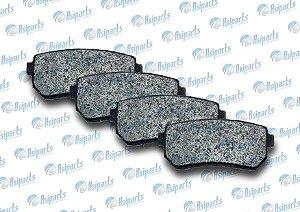 Pastilha de freio tras.Hyundai I30/IX35/TUCSON/KIA CERATO 09>