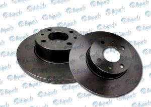 Disco de freio traseiro Hyundai I30 1.6/1.8 /Elantra 1.8/2.0 - BD5167