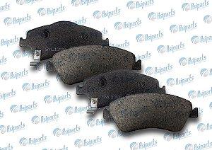 Pastilha de freio Diant Toyota Corolla1.8/2.0 Sist Bosch