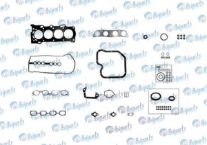 Jogo de juntas completo c/retentor Toyota Corolla/ Fielder/ RAV4/ Lifan X60