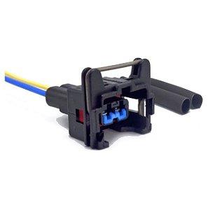 Plug chicote bico injetores Towner/ Effa/ Chana/Topic