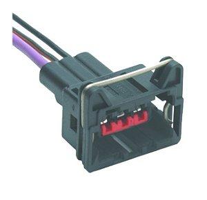 Plug sensor de detonação Towner JR/rotação Tiggo/Face/QQ