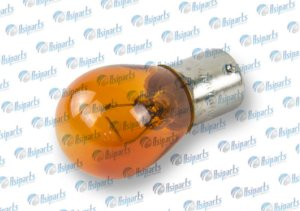 LAMPADA TESLLA 12V 7506 21W AMBAR