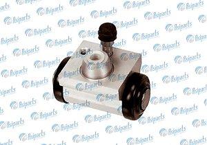 Cilindro de roda 17,46 mm Renault Clio/Logan/Sandero/C-3537
