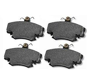 Pastilha de freio diant Clio/Megane/Sandero/Twingo/Logan