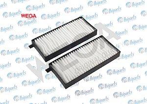 Filtro de ar condicionado Actyon 2.0 16V  aut./Kyron 2.0 / 2.7 20V Turbo Diesel