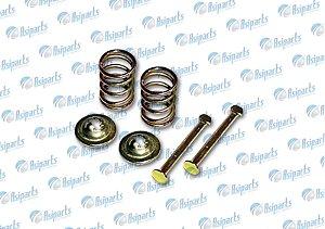 Centralizador de patim Ford Belina/ Corcel/ Dell Rey/ Fiat Gran Siena/ Palio -  3204