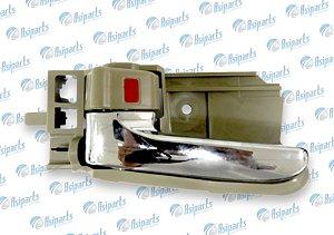 Maçaneta interna da porta dianteira lado esquerdo Lifan 620