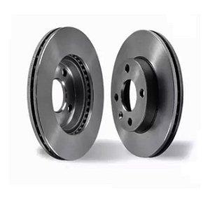 Disco de freio dianteiro GM Cobalt/ Onix/ Prisma