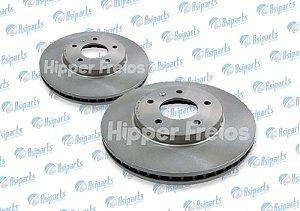 Disco de freio dianteiro Chevrolet Captiva - HF-26C