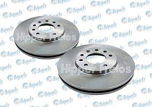 Disco de freio dianteiro Chevrolet Astra/ Vectra/ Zafira