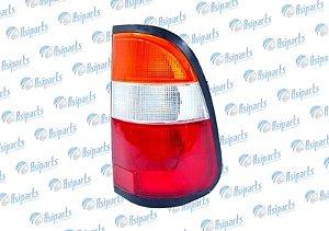 Lanterna traseira L/D Chana cab dupla