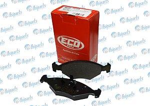 Pastilha de freio dianteiro Fiat Uno 97/09 sistema teves