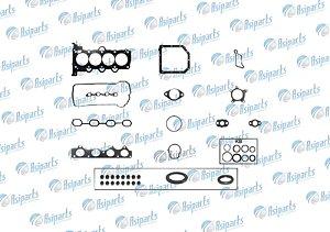 Jogo de Juntas Completo C/Retentores Kia Soul, Cerato Hyundai HB20 1.6 16V