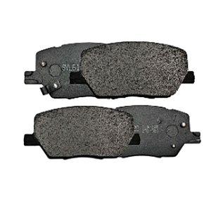 Pastilha de freio diant Fiat Toro 1.8 e 2.0/Compass/Renegade