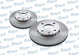 Disco de freio dianteiro GM Agile/ Celta/ Corsa/