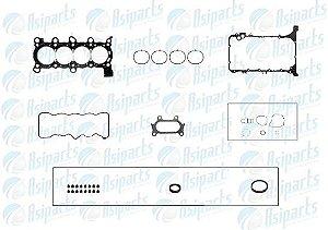 Jogo de juntas comp c/retentor Honda New Civic 1.6,1.8,2.0