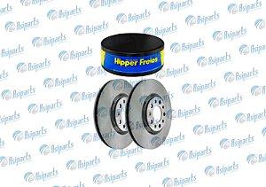 Disco de freio Diant Jeep Renegade 1.8 2.0/Compass/Fiat Toro