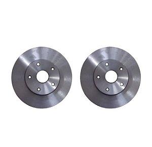 Disco de freio Dianteiro Geely EC7 1.8