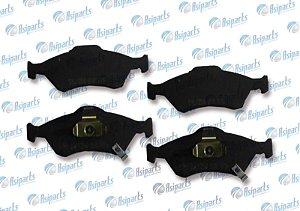 Pastilha de freio dianteira Honda Fit 1.4/Fit EX 1.5-TECPADS