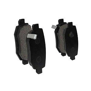 Pastilha de freio traseiro Lifan X60