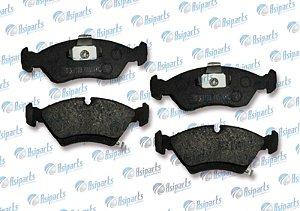 Pastilha de freio diant Chevrolet Meriva 1.4, 1.8/Zafira 2.0
