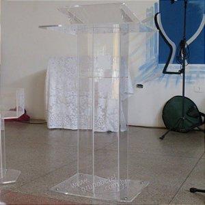Púlpito em Acrílico - Jacó