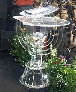 Púlpito em Acrílico - Jerusalém