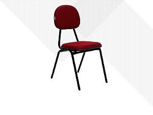 Cadeira Fixa Espuma Injetada 6190
