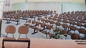 Poltrona em Longarina 4003 ARC - (Valor por cada Cadeira ou Poltrona)