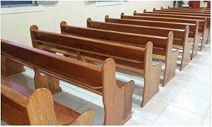 Banco de Madeira Betel 001