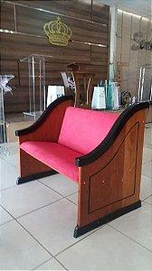 Banco Poltrona de Madeira Betel 005