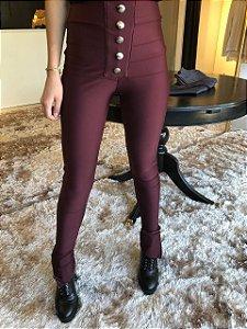 Calça Skinny Lycra Encorpada - Suelen