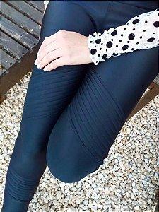 Calça Skinny Malha Prada Livia