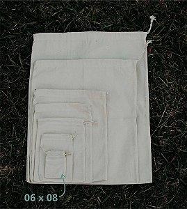Ecopack 06 cm x 08 cm - Sem Estampa