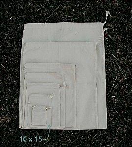 Ecopack 10 cm x 15 cm - Sem Estampa
